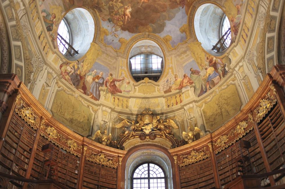Österreichische-Nationalbibliothek
